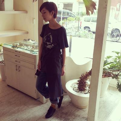 summer style*Tee 特集!! bykayo_f0053343_131325.jpg
