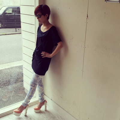 summer style*Tee 特集!! bykayo_f0053343_1315266.jpg