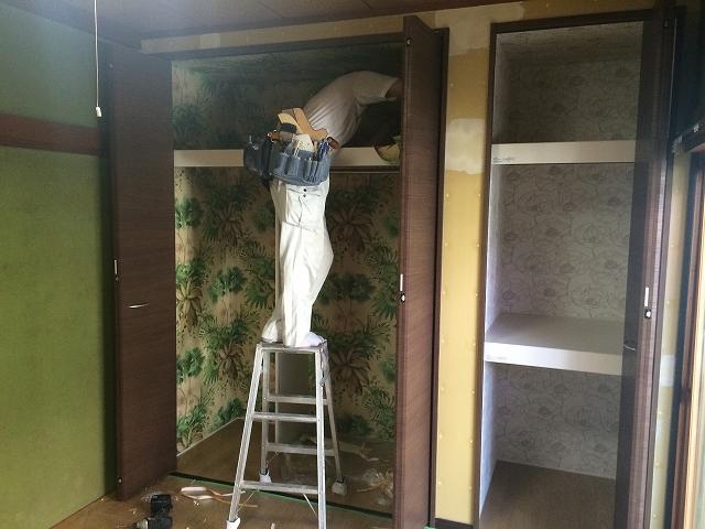 「元気内灘住宅リフォーム助成制度」@ 浴室・洋間改装工事_b0112351_16333093.jpg