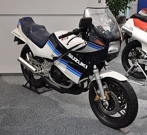 Suzuki Trz