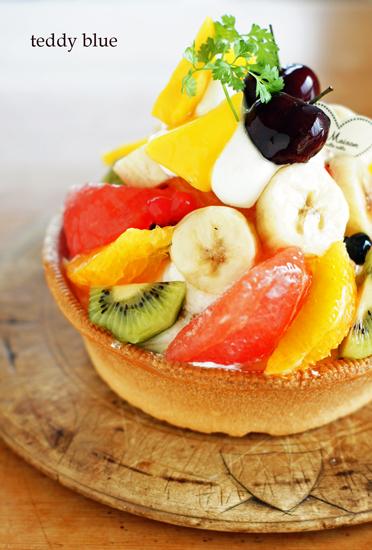 La Maison fruit tart  ラ・メゾン フルーツタルト_e0253364_20592724.jpg