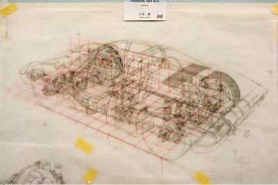 AAF オートモビル・アート連盟 第3回作品展へ_f0346986_054517.jpg