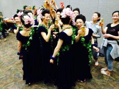 キングカメハメハ ハワイ大会 3位>_<_d0256587_830385.jpg