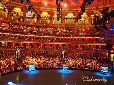 Royal Albert HallでRomeo&Julietを観る_f0238789_557535.jpg