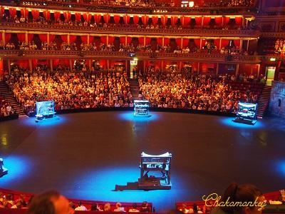Royal Albert HallでRomeo&Julietを観る_f0238789_601076.jpg