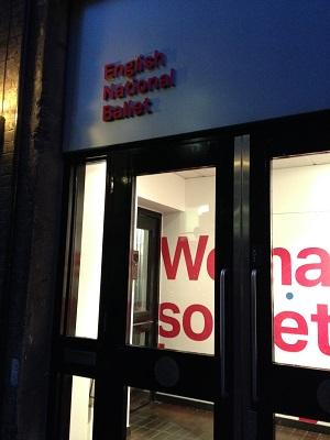 Royal Albert HallでRomeo&Julietを観る_f0238789_611488.jpg