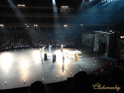 Royal Albert HallでRomeo&Julietを観る_f0238789_6193564.jpg