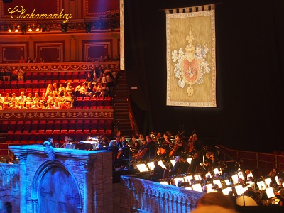 Royal Albert HallでRomeo&Julietを観る_f0238789_625860.jpg