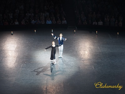 Royal Albert HallでRomeo&Julietを観る_f0238789_635523.jpg