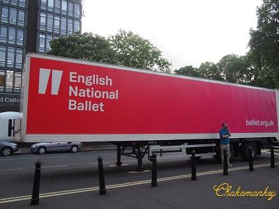 Royal Albert HallでRomeo&Julietを観る_f0238789_682474.jpg