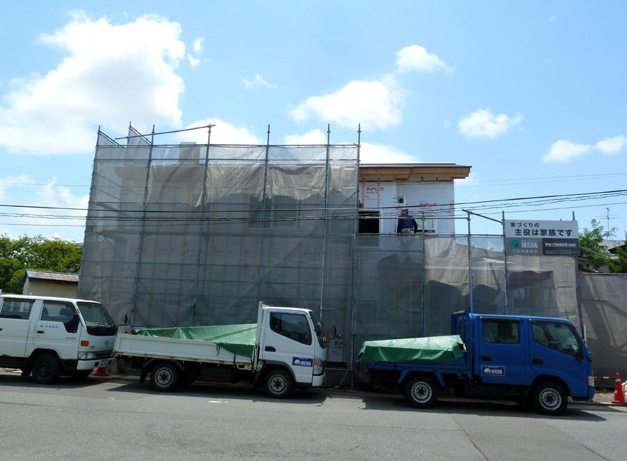 S様邸「新藤田の家」_f0150893_1749073.jpg