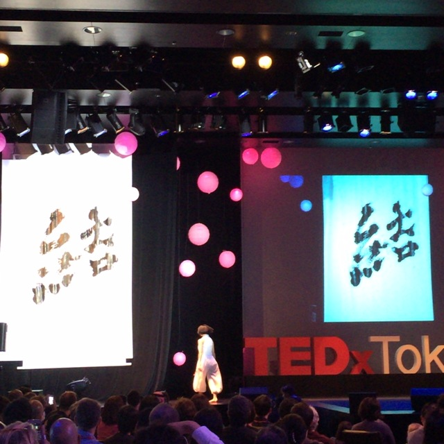 TEDxTokyo2014 今年は・・・_f0083294_1762456.jpg