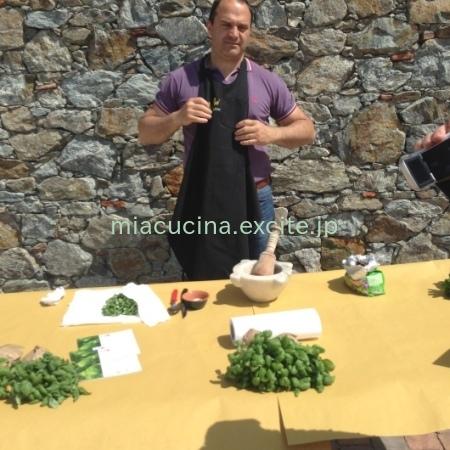 イタリア食旅行記⑤ 本場のバジリコ農家へ_b0107003_12241992.jpg