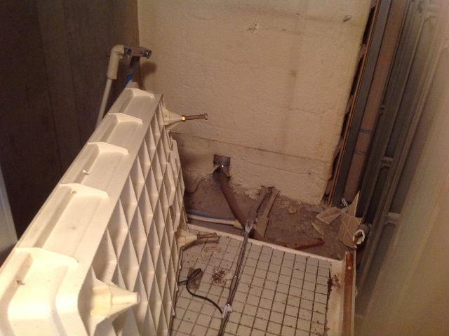 ユニットバス解体  3部屋一日で終了 (^-^;_f0031037_19401279.jpg