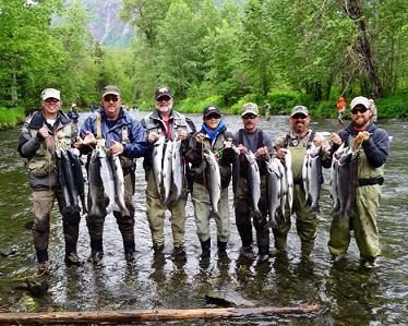 釣りシーズン到来 - 紅鮭の巻_b0135948_8532747.jpg