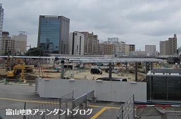 富山駅前の変化をお届けします  vol.2_a0243562_15245177.jpg