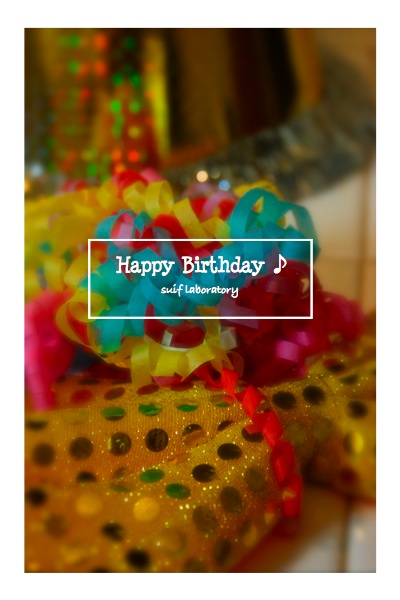 Happy Birthday to T2 !! 2014_c0156468_19155361.jpg