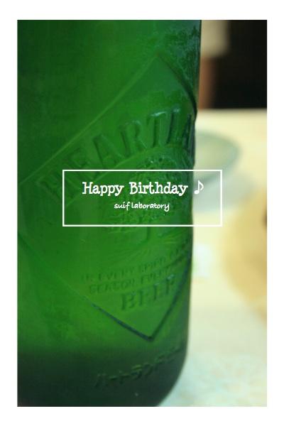 Happy Birthday to T2 !! 2014_c0156468_19164349.jpg