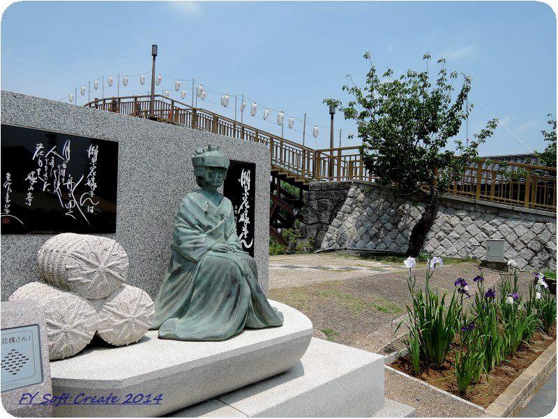 ◆ 「水郷潮来あやめまつり」から「鹿島神宮」へ、その1 (2014年6月)_d0316868_972970.jpg