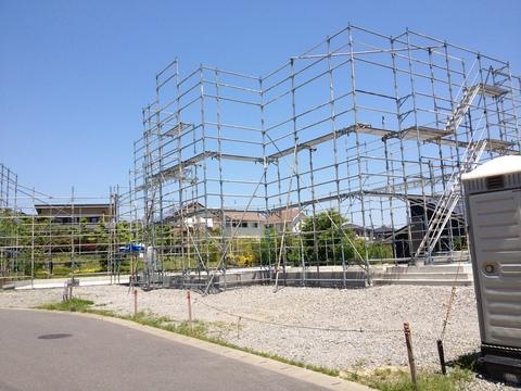 公園通り 新築工事中です!_b0120583_19113739.jpg