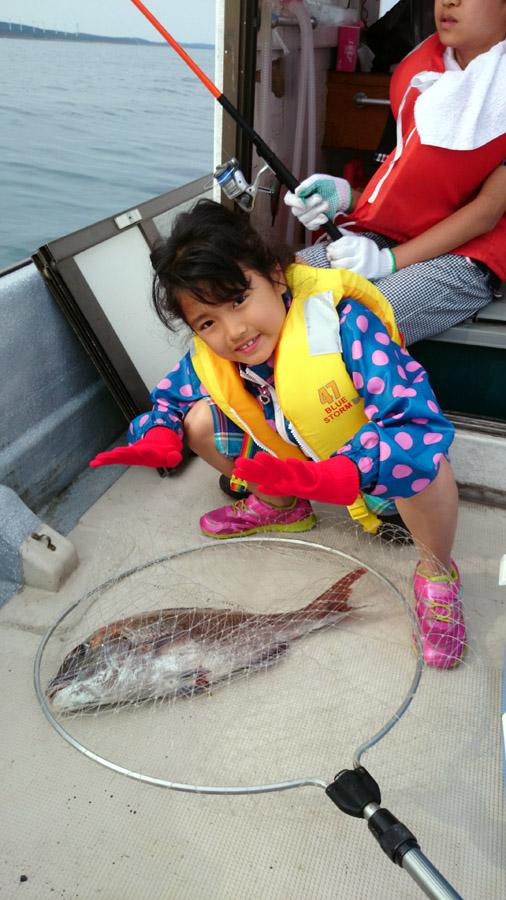 大きい「真鯛」が釣れました!_f0150893_10391316.jpg