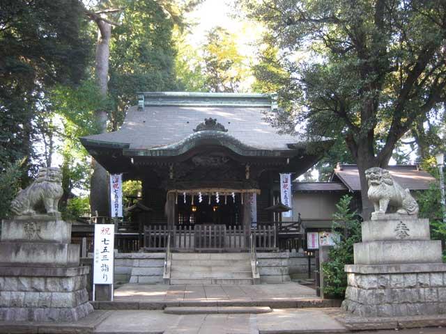 杉並区和泉 ◆和泉熊野神社◆_f0322193_9251027.jpg