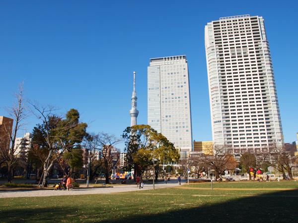 墨田区 ◇錦糸公園◇_f0322193_9251624.jpg