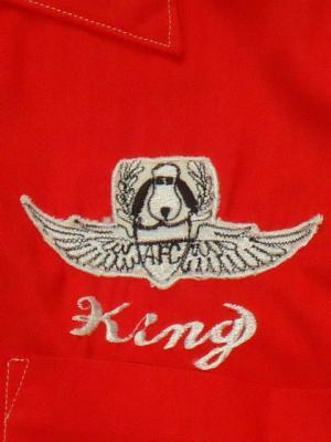 ヴィンテージ 刺繍ワークシャツ_d0176398_2072439.jpg