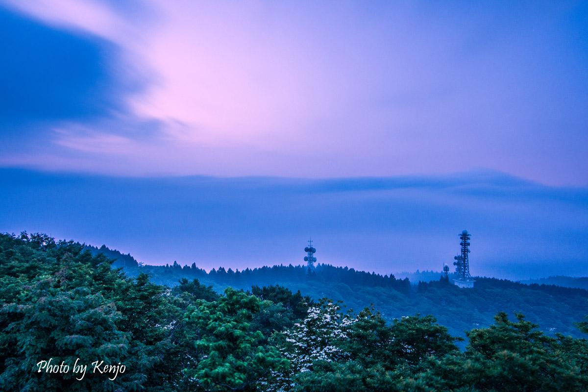 雲の上で夕涼み。。。_a0097006_18332527.jpg