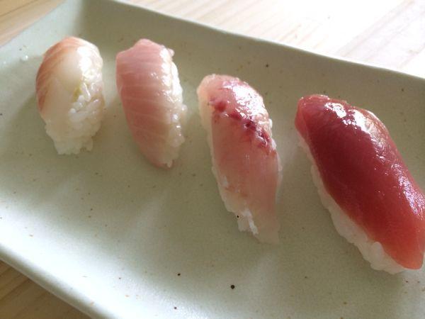 本日のお寿司_f0155808_2195786.jpg