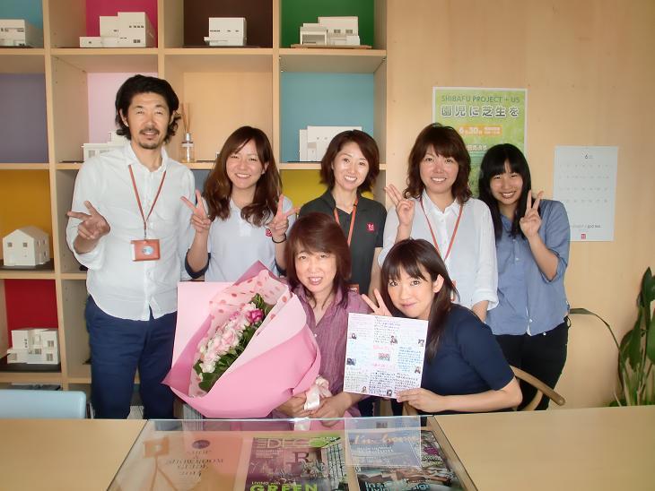 脇ちゃんの卒業式_e0149215_1943065.jpg