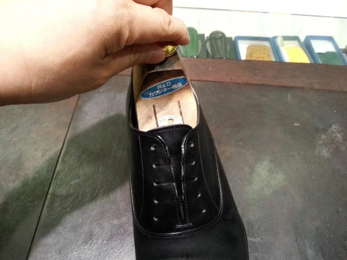 革靴、基本のお手入れ。_b0226322_13532886.jpg