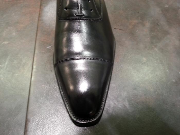 革靴、基本のお手入れ。_b0226322_14354837.jpg