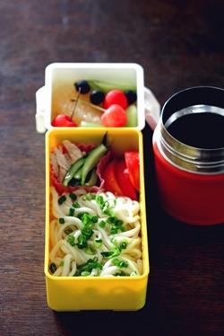 女子中学生のお弁当 91 保冷弁当箱で冷たい麺を_b0048834_846473.jpg