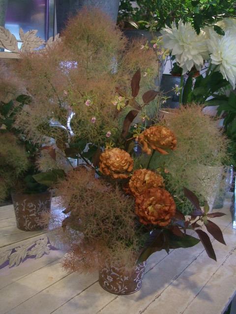 オークリーフ花の教室(甘艸さんと大草さんの作品)_f0049672_162321.jpg