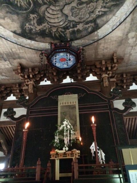 「京都・大徳寺 神仏合同音禅法要の祈り」_a0138976_17334617.jpg
