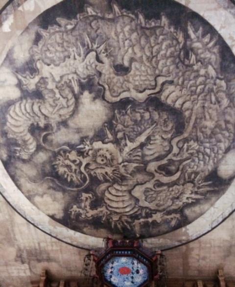 「京都・大徳寺 神仏合同音禅法要の祈り」_a0138976_1734094.jpg