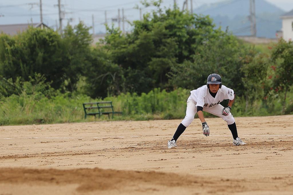 平成26年6月21日京都府支部ジュニア育成トーナメント vs洛北ボーイズ1_a0170082_21245530.jpg