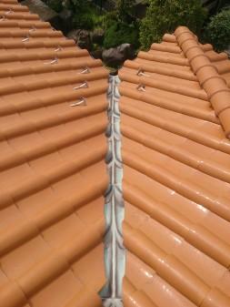 板橋区の小茂根で瓦屋根の点検_c0223192_2251749.jpg