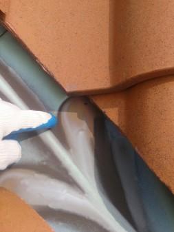 板橋区の小茂根で瓦屋根の点検_c0223192_22552821.jpg