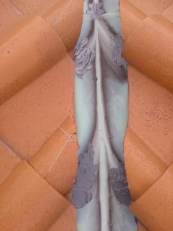 板橋区の小茂根で瓦屋根の点検_c0223192_22571917.jpg