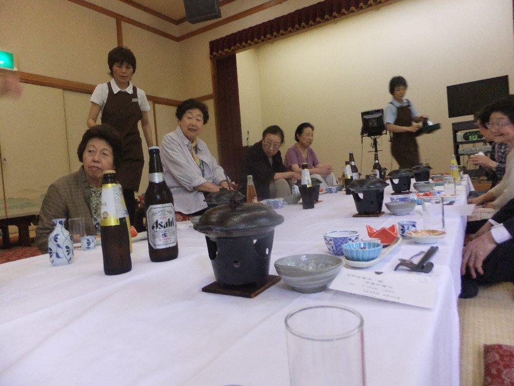 二八茜の上越支部懇親会_e0087201_22354093.jpg