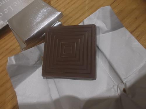 糖質オフ ミルクチョコレート_f0076001_1322048.jpg