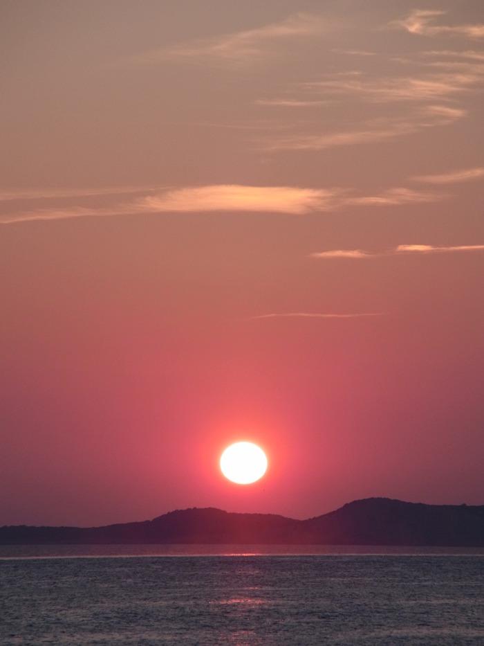 世界で最も美しい夕日_d0116009_916213.jpg