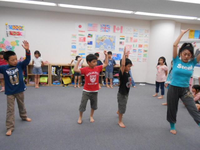 5月7日 ダンス教室_c0315913_20363804.jpg