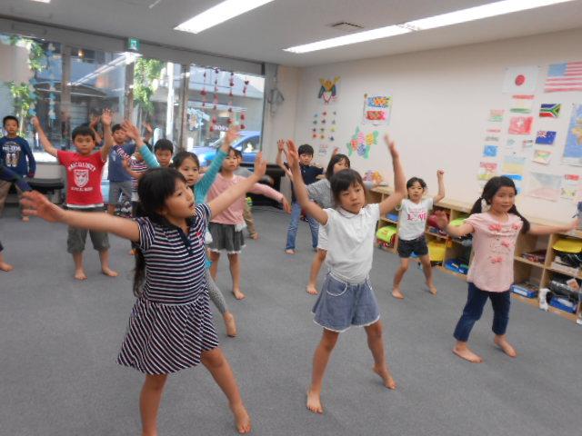 5月7日 ダンス教室_c0315913_20363894.jpg