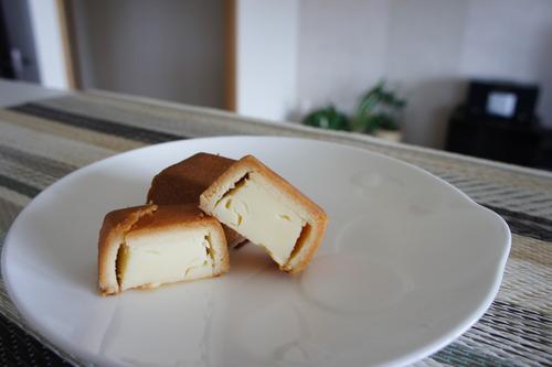 資生堂パーラーのチーズケーキ_f0215714_1732593.jpg