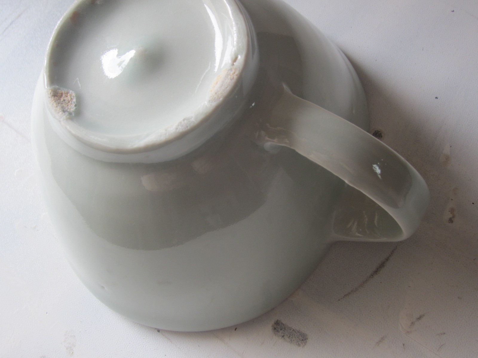 白いマグカップ~中本純也さん。_b0207631_912320.jpg