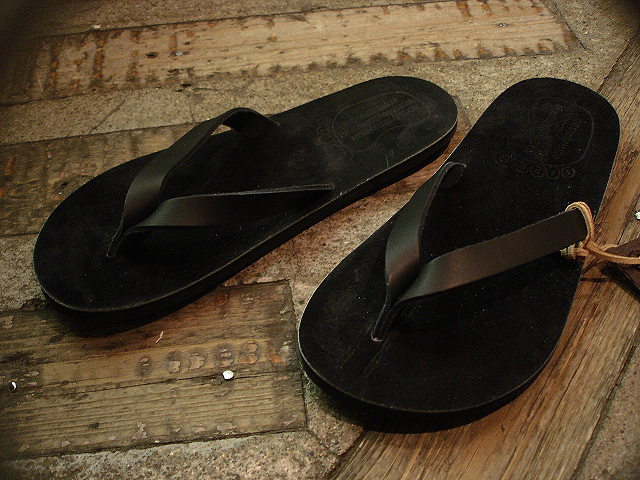 "NEW : THE SANDALMAN [BEACH WIDE] ""VIBRAMS\"" & [NO CUSHION] !!_a0132147_21511974.jpg"
