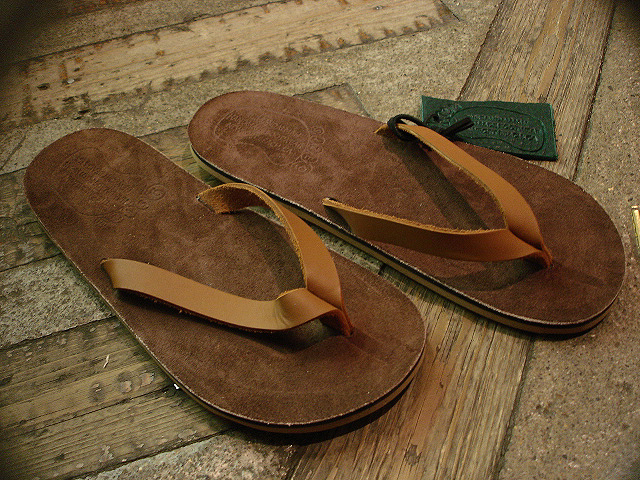 "NEW : THE SANDALMAN [BEACH WIDE] ""VIBRAMS\"" & [NO CUSHION] !!_a0132147_2152162.jpg"
